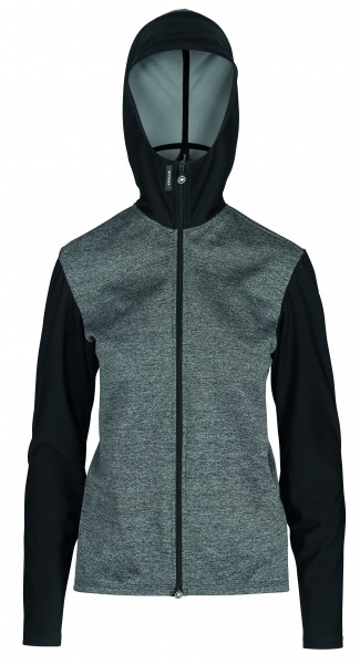 ASSOS TRAIL Women's Spring Fall Hooded Jacket