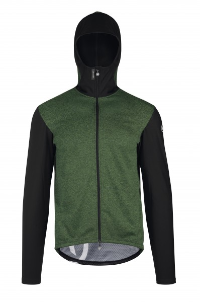 ASSOS TRAIL Spring Fall Hooded Jacket