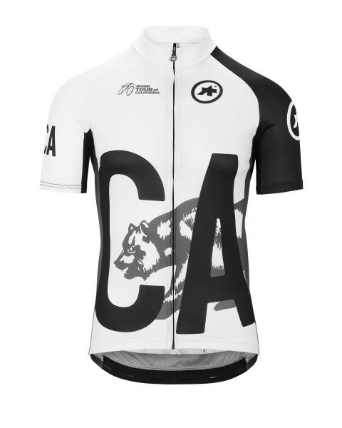 ASSOS ToC Tour of California 2019 ltd. Edition gray-black