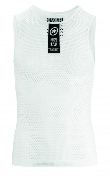 ASSOS SKINFOIL NS Summer Base Layer NEU