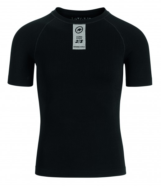 ASSOS Skinfoil Spring Fall SS Base Layer