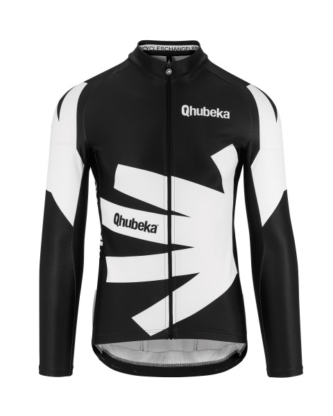 ASSOS Qhubeka Moving Forward -langärmeliges Trikot-