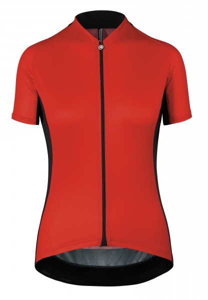 ASSOS UMA GT Short Sleeve Jersey nationalRed