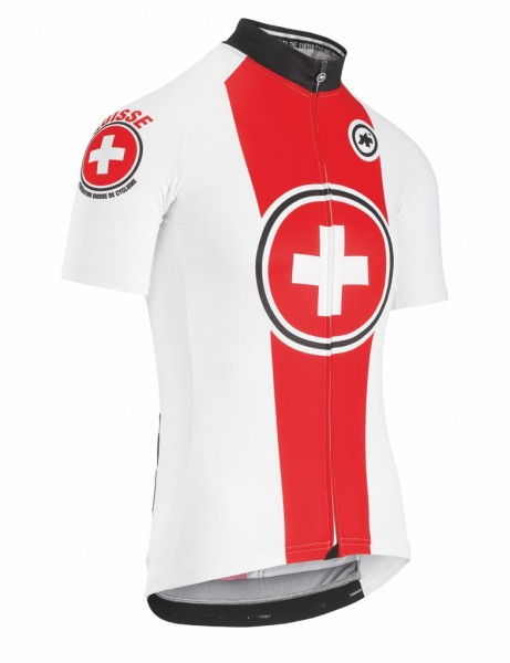 ASSOS Suisse Fed. SS Jersey
