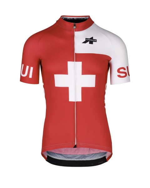 ASSOS Olympics SS Jersey Suisse