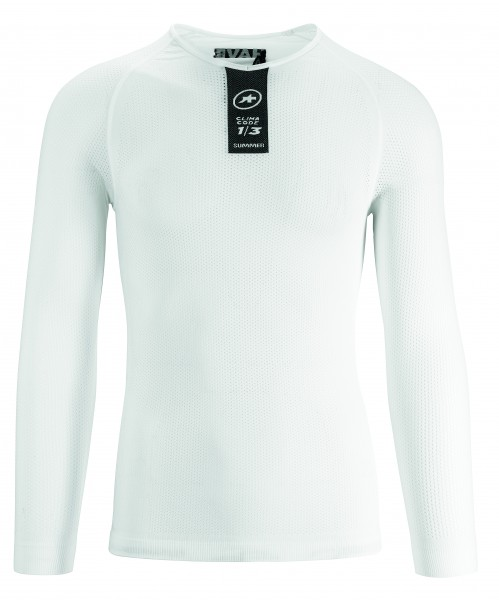 ASSOS Skinfoil LS Summer Base Layer NEU