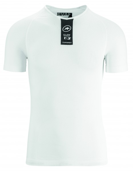 ASSOS SKINFOIL SS Summer Base Layer NEU