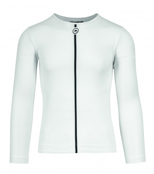 ASSOSOIRES Summer LS Skin Layer Holy White 0 XS-S
